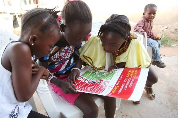 Combatting Rumors Ebola Sms