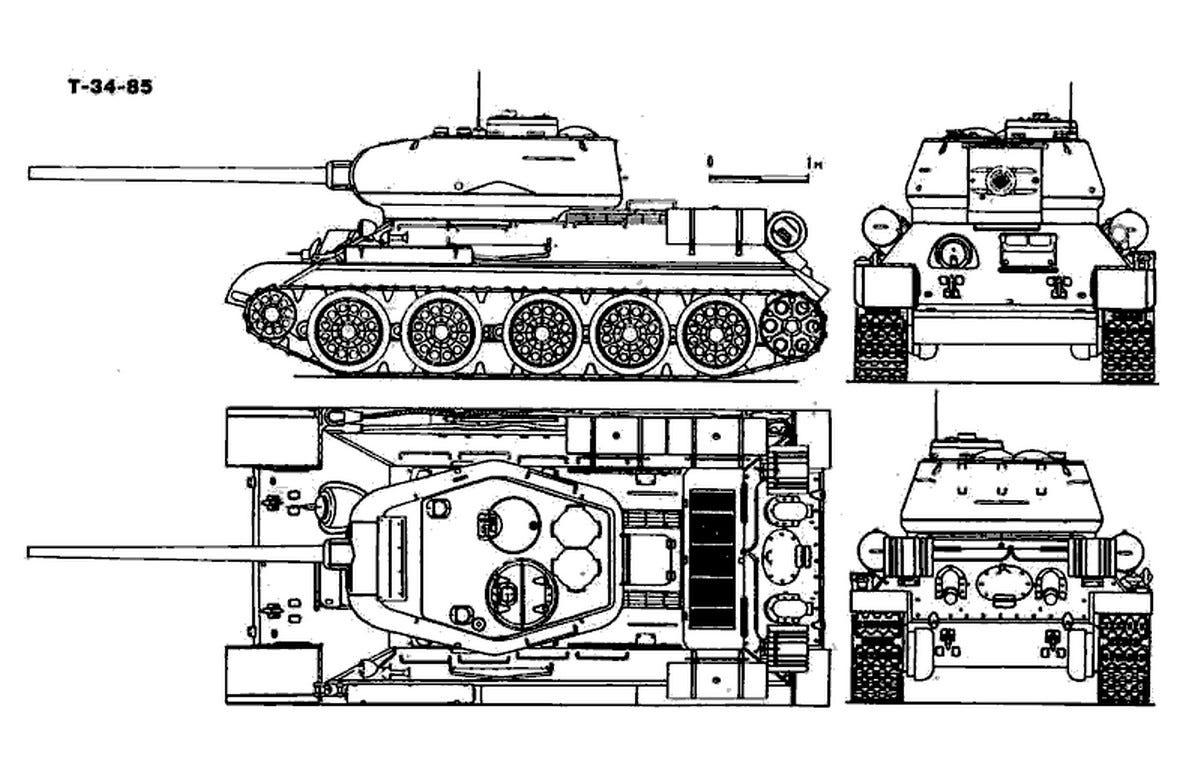 The T 34 Was A War Winning Tank War Is Boring Medium