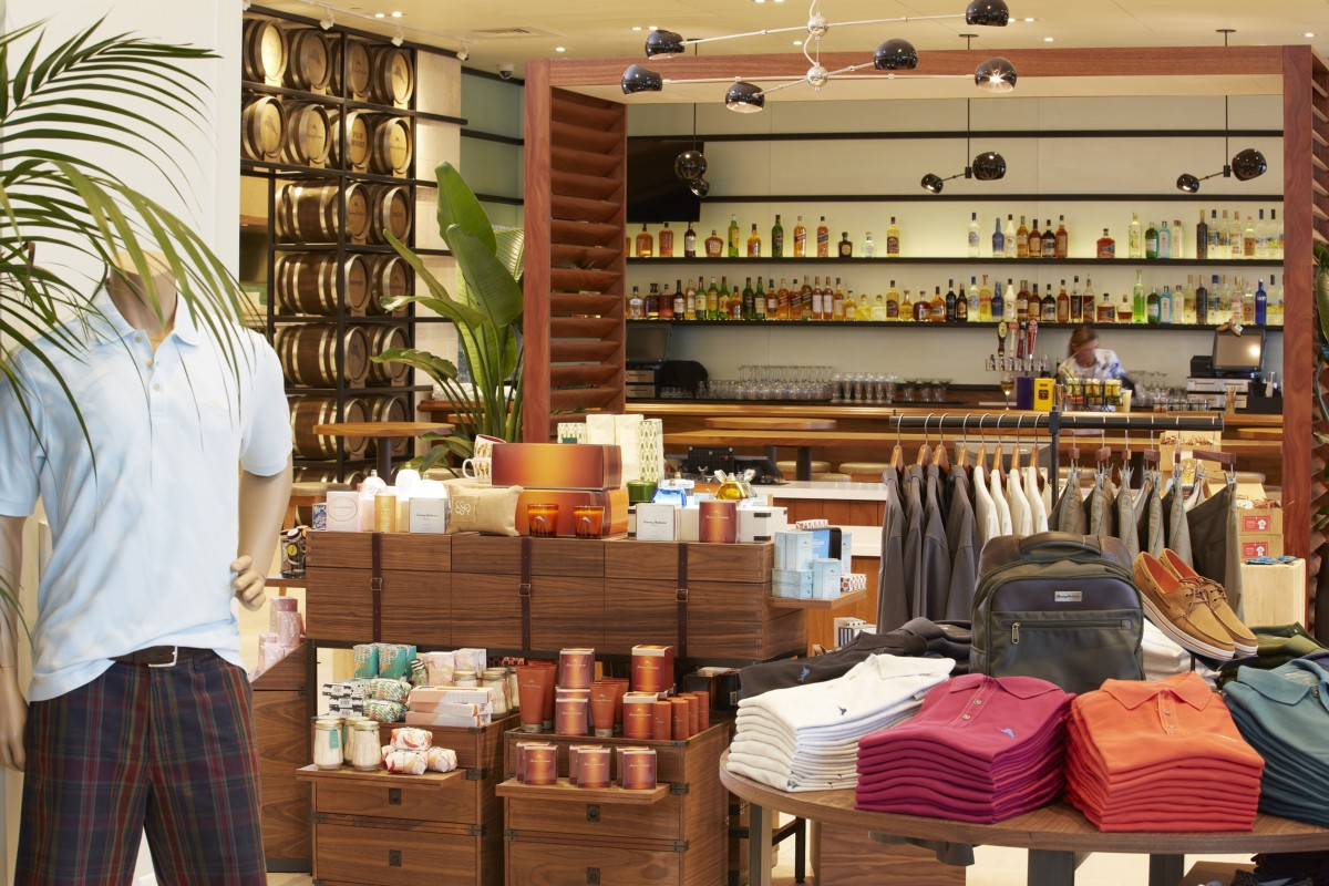 Are In Store Restaurants Good For Retail Tommy Bahama