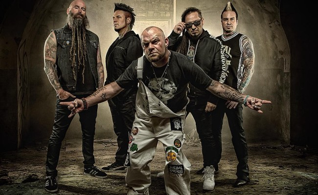 Five Finger Death Punch Returns To Take Over The Summer Of