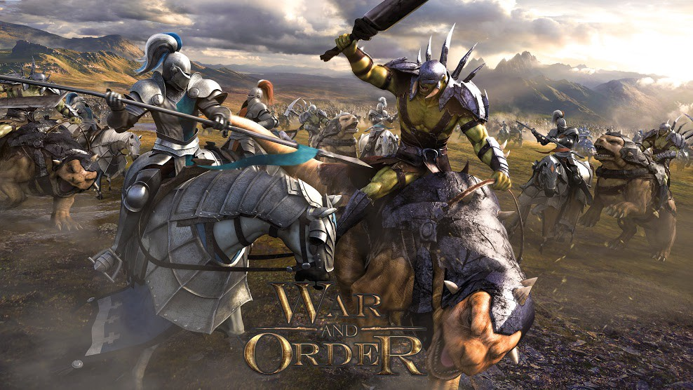 War and Order The Politics of playing an online game Of