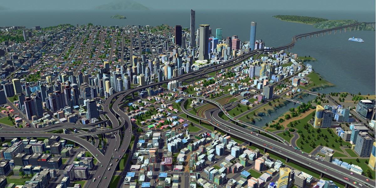 How Cities Skylines helped me deal with leaving my hometown of 34 years