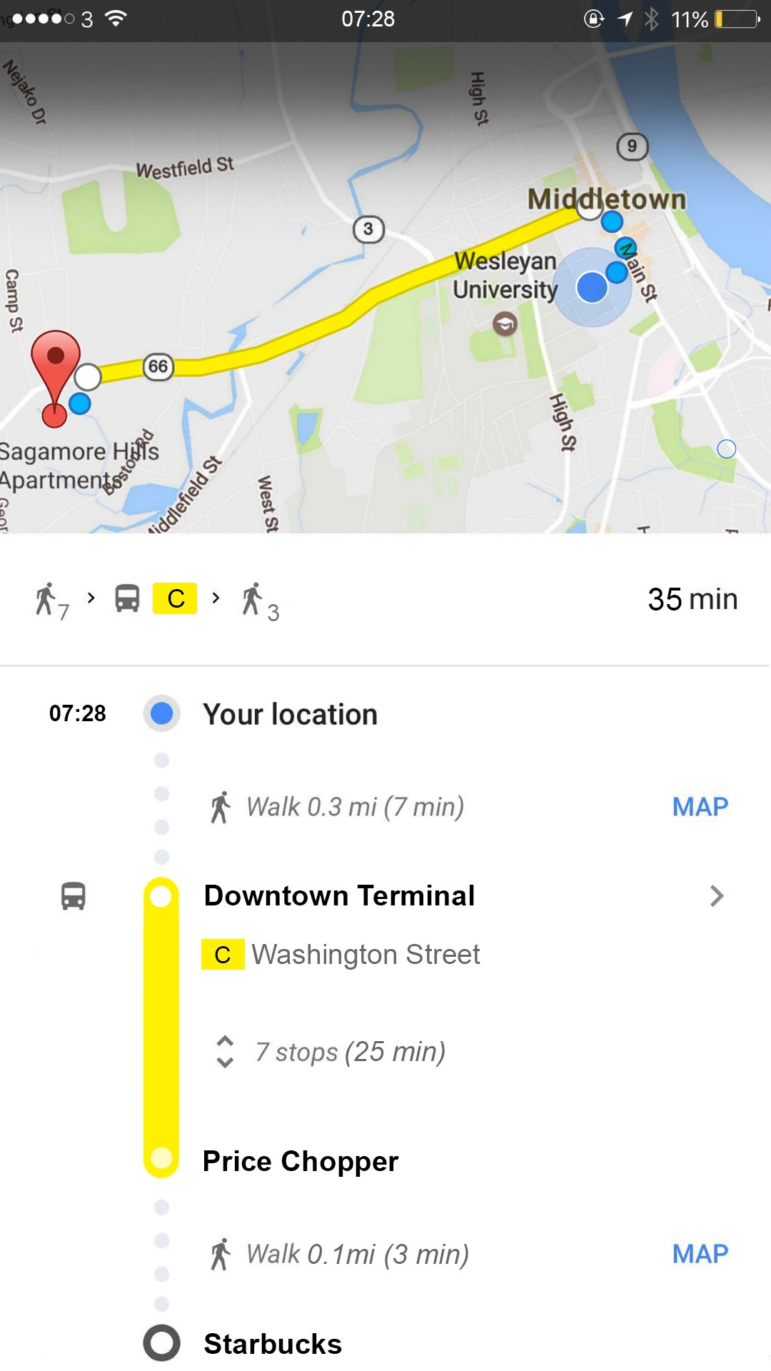 From Paper Bus Schedules to Google Maps: The Story Behind Putting ...