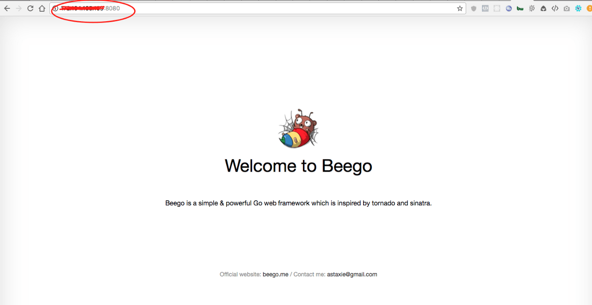 Install golang and beego framework in linux ubuntu 16.04 LTS