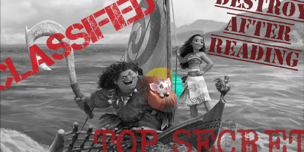 Cute Pig Cartoon Wallpaper Why The Pig In Moana Stayed Behind 9 Conspiracy Theories