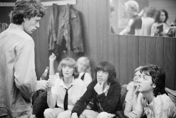 Linda and Paul McCartney Rolling Stone