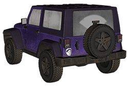 The Twitch Prime Kappa Offroader Skin