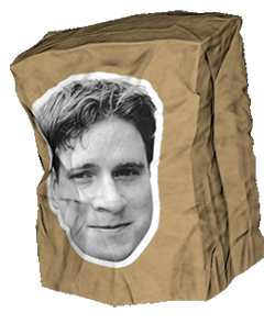 A Twitch Kappa Mask