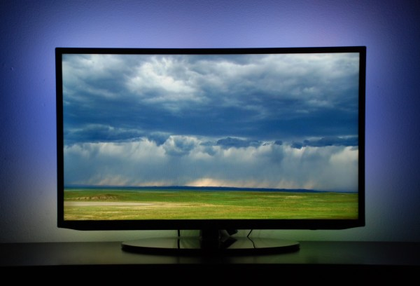 Philips Lighting TV