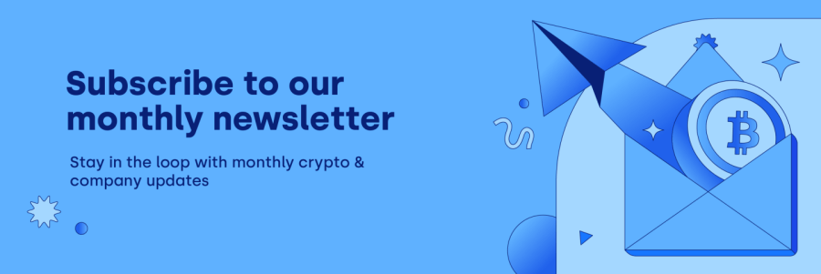 crypto news roundup - sign-up
