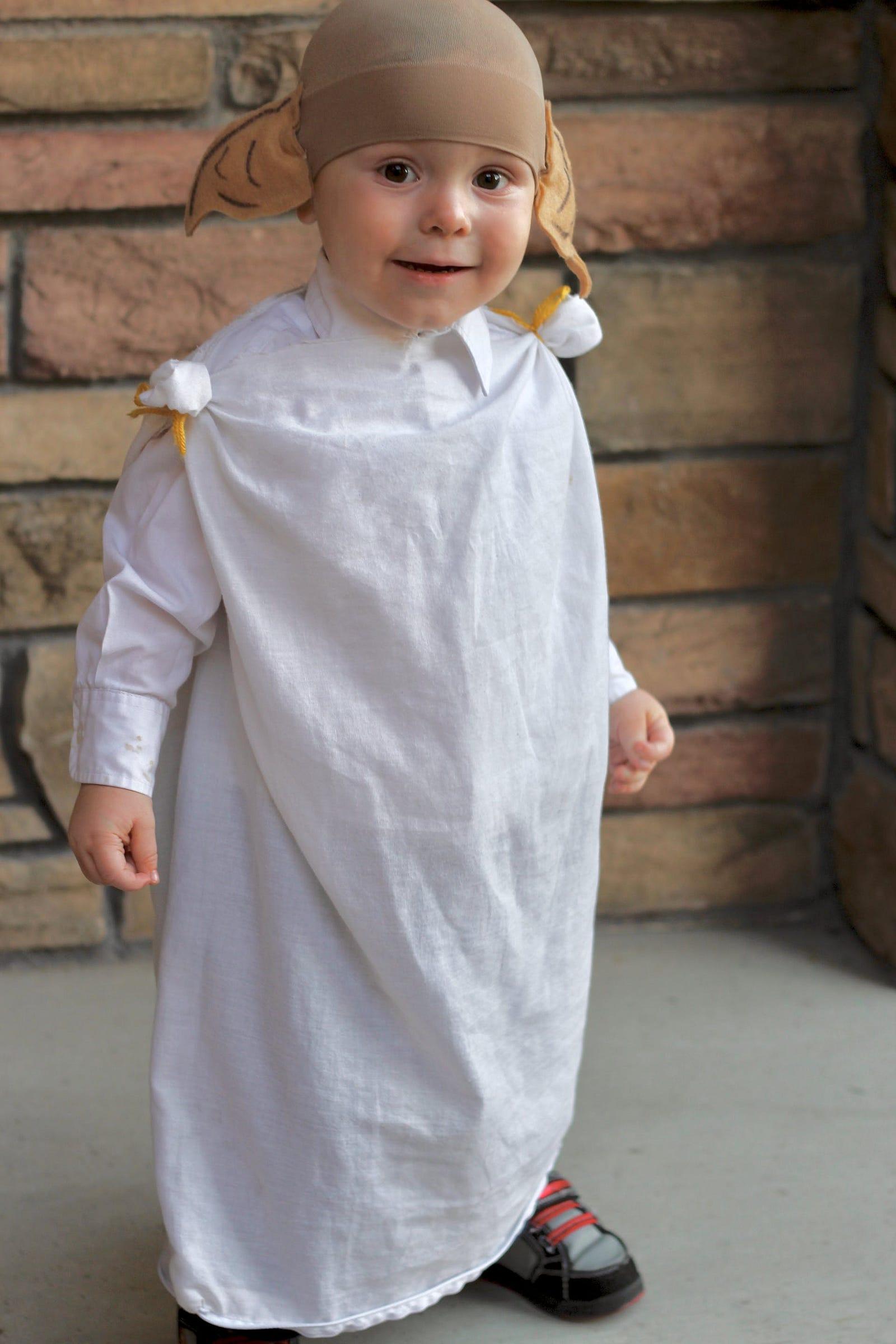 Quick Easy Home Halloween Costume Ideas