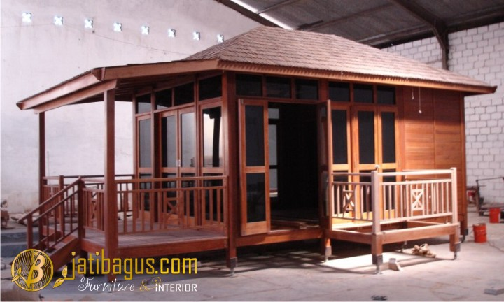 Interior Rumah Panggung Minimalis
