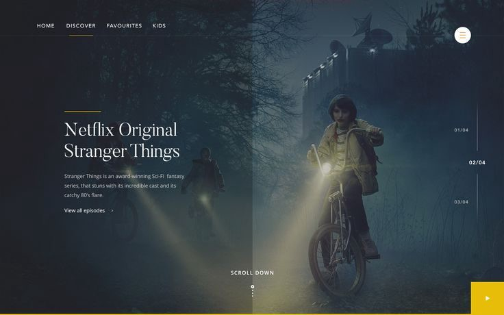 25 Examples of Trendy  Modern Web Design  From up North