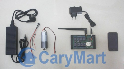 small resolution of here is the wiring diagram and picture motor is connected to common terminal b and normally open terminal c is connected to positive wire
