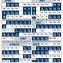 Mariners And Mlb Announce 2015 Schedule From The Corner
