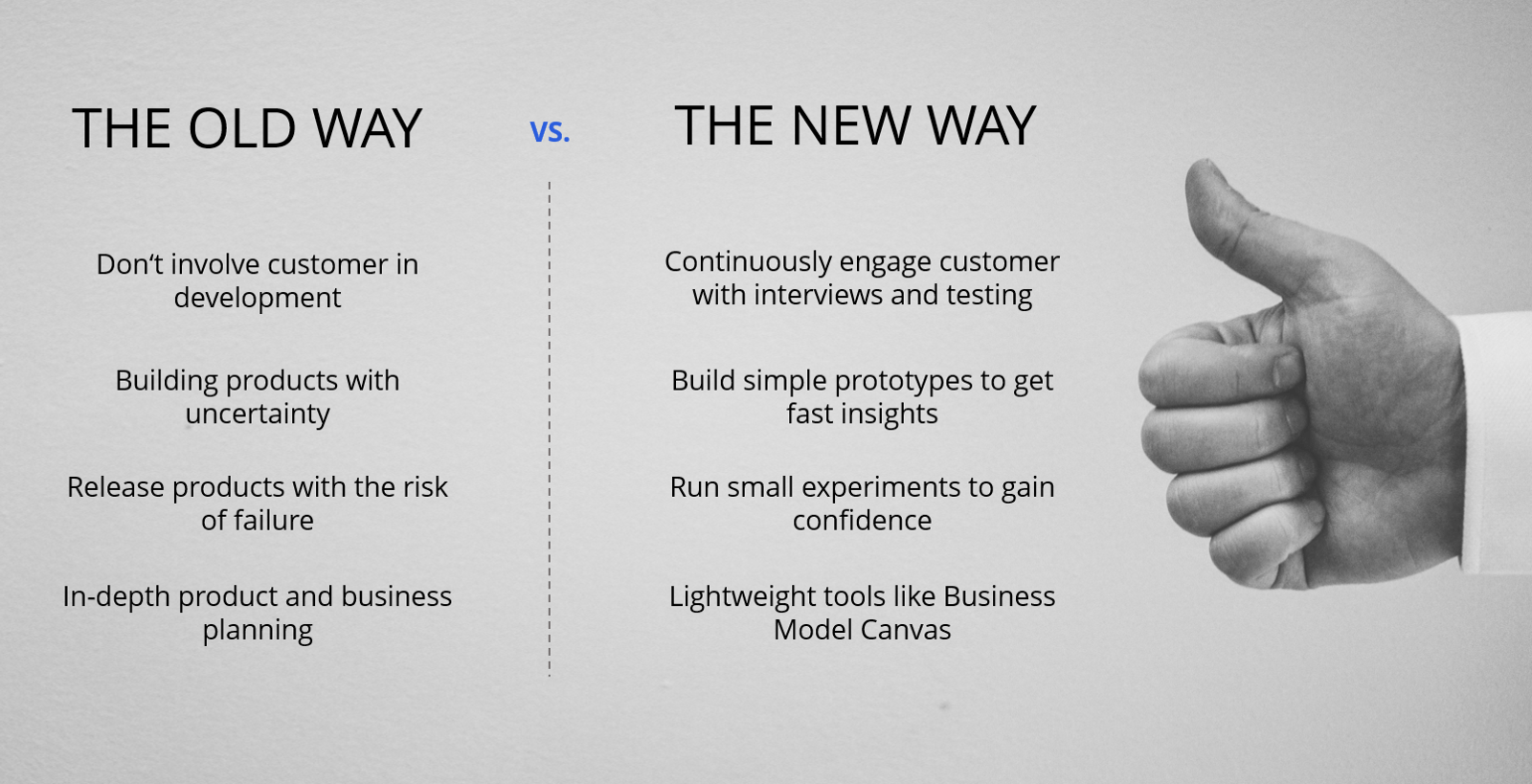 Why Lean Product Management is the key to build successful products in Today. 5