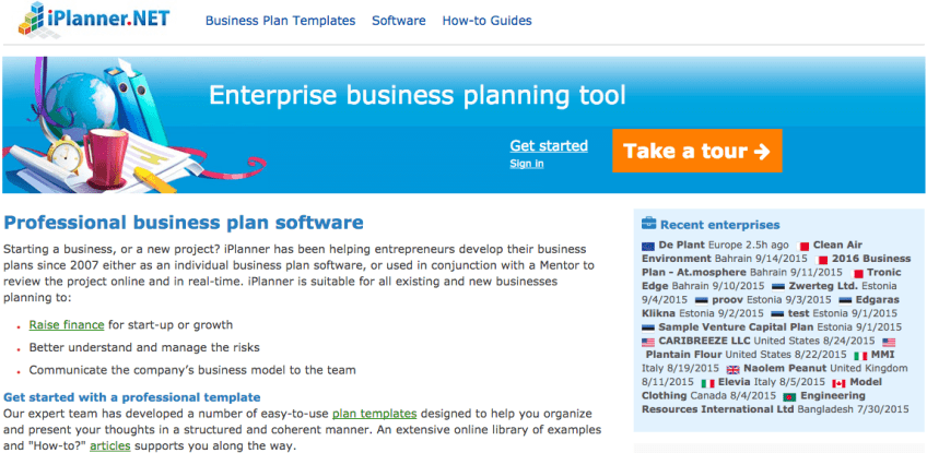 10 BEST BUSINESS PLANNING SOFTWARES FOR STARTUP'S – Tycoonstory – Medium