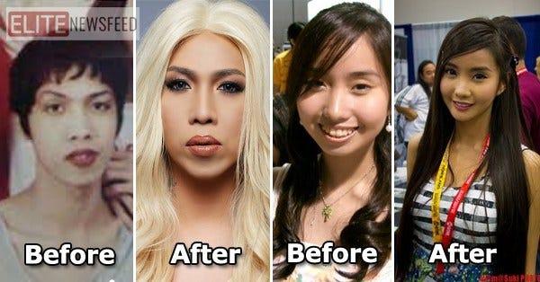 Korina Sanchez Transformation