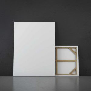 making your own canvas