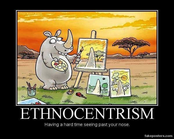 Ethnocentrism Or Group Pride – Taft McConkie – Medium