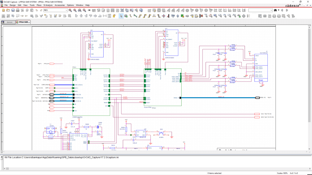 medium resolution of schematic capture is the first step of the eda electronic design automation cycle it involves using a schematic editor to sketch a circuit diagram which