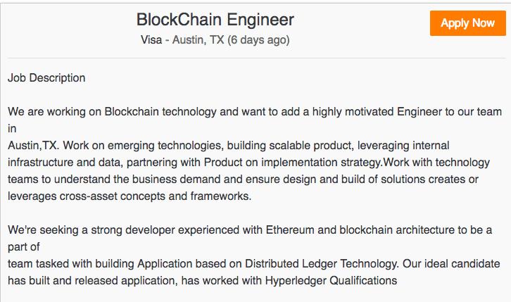 Blockchain jobs and salaries — 2018 report – Hacker Noon