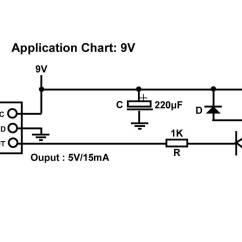 Pir Switch Wiring Diagram 4 Pin Round Trailer Connector Motion Sensor Detector Controls Solenoid Valve