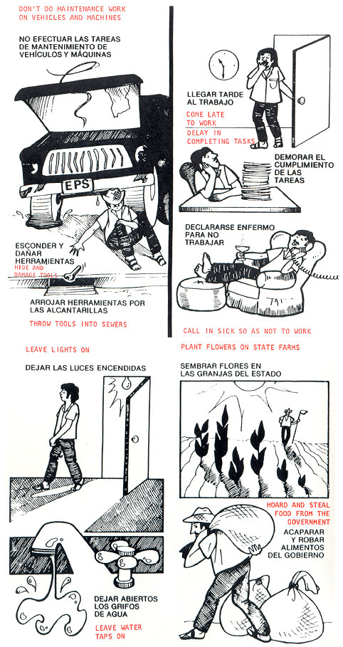 The CIA's 'Freedom Fighter's Manual' Is One of the Lamest