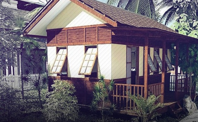 The Filipino Take On Tiny House Designs J P Canonigo