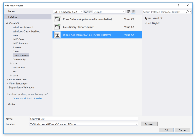 Introduction to UI Testing Xamarin Apps - DZone Mobile
