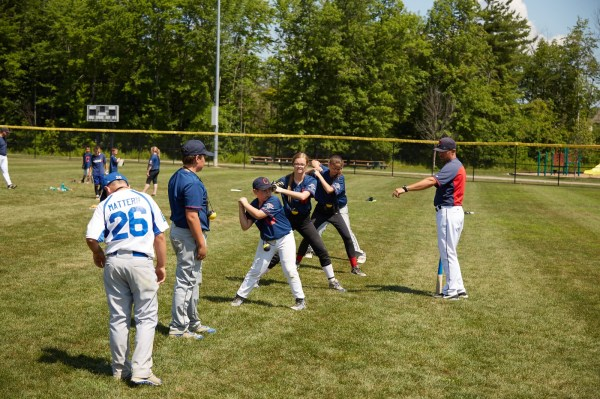 Indians Youth Baseball Hosts Rally Cap Program In