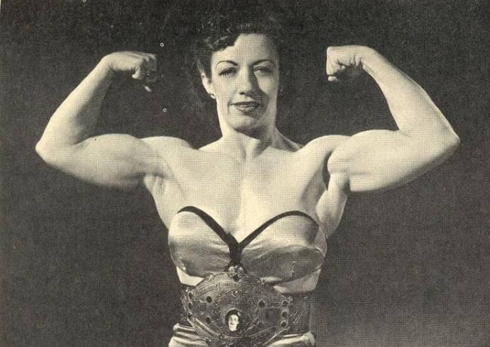 Mildred Burke, pioneering female wrestler