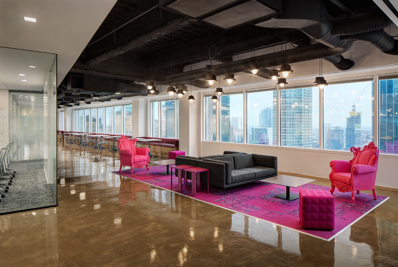 Office Design Drives Innovation Collaboration
