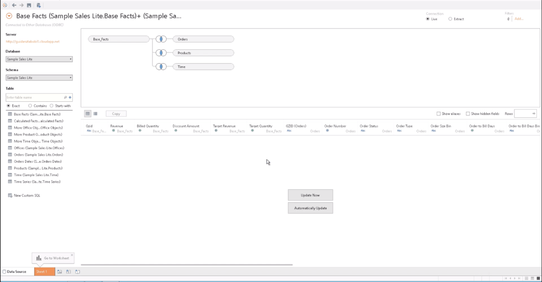 How to Effortlessly Connect OBIEE to Tableau 2019 2