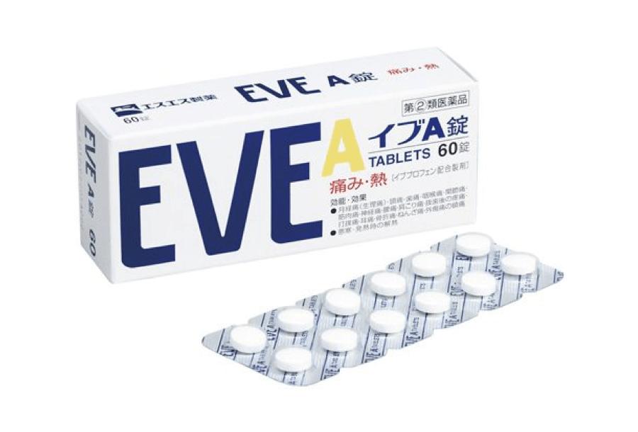 EVE-A經痛藥有什麼不一樣? – George Yeh – Medium