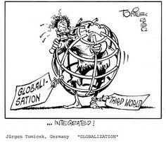 The Effects of Globalization on Developing Countries