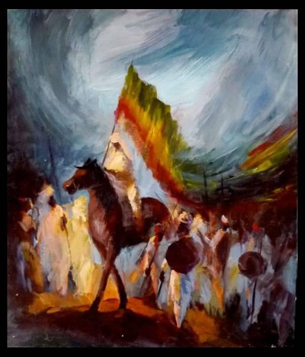 Famous Ethiopian Art