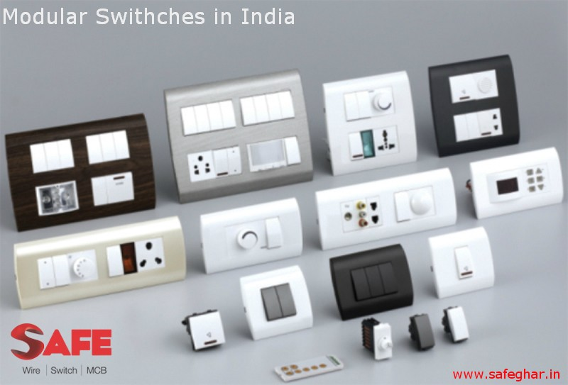4 Way Switch India