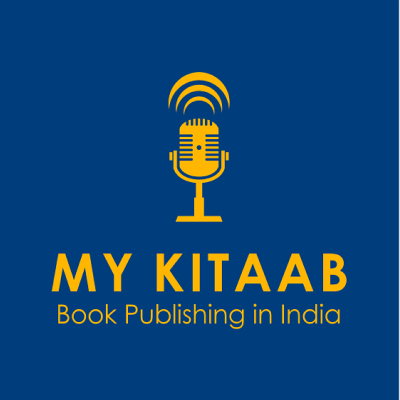 Logo for MyKitaab Podcast
