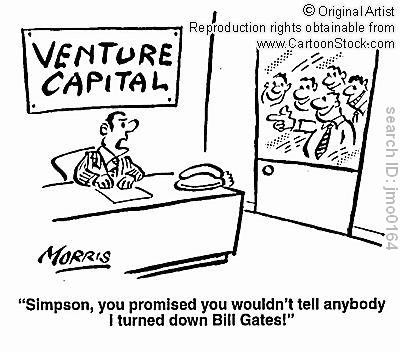 The first year in Venture Capital — Lessons (to be) learned.