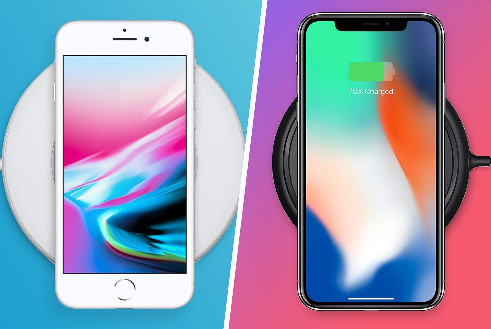 iPhone 8 Plus vs iPhone X – HelloZack