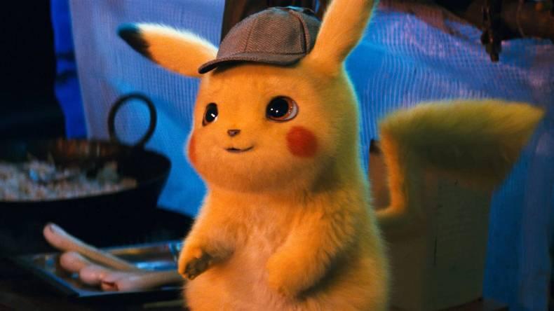 Resultado de imagen de ver detective pikachu online