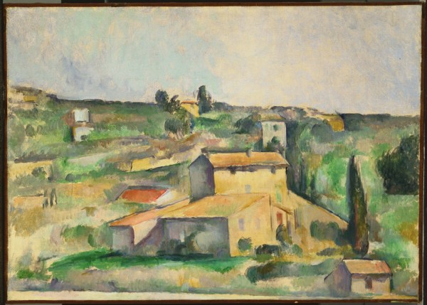 Artist Paul Cezanne Paintings