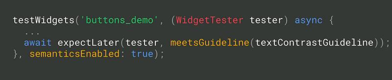 Widget Test…