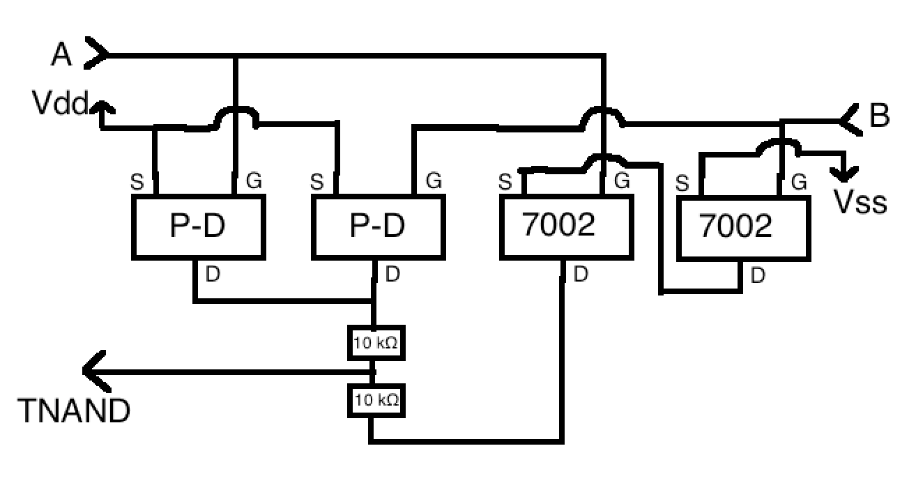 Not Gate Wiring Diagram Rover Wiring Harness