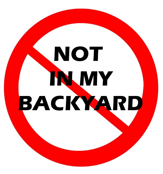If Not In My Backyard, Then Whose?  Telling Times  Medium