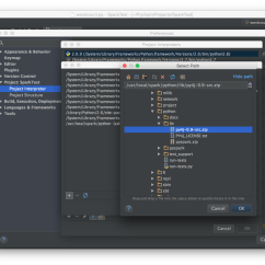 Spark Plugins 2006 Drz 400 Wiring Diagram Pycharm And Apache On Mac Os X Hacker Noon Adding The Missing Lib