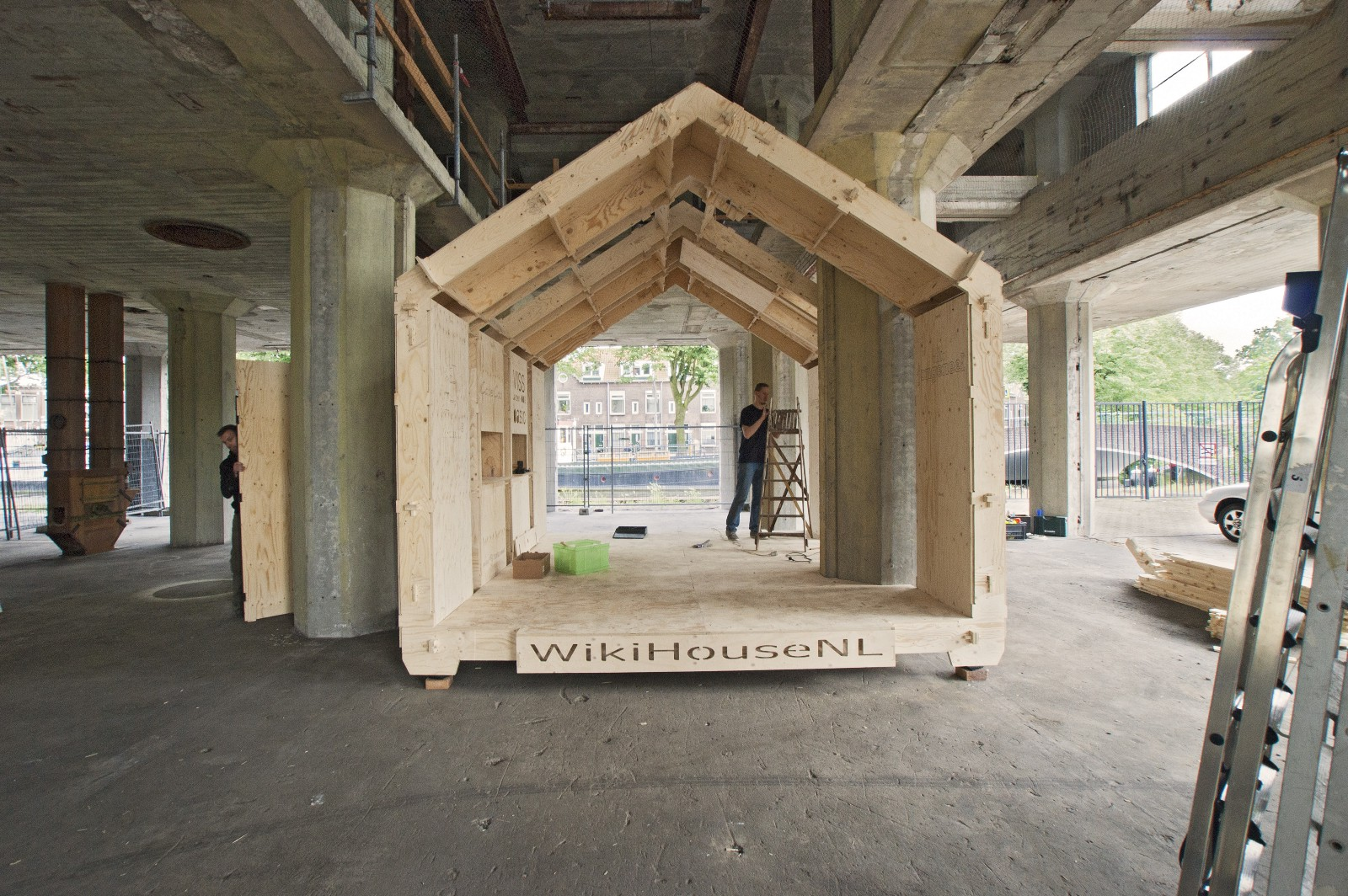 An Incomplete List of Complete WikiHouse Projects  WikiHouse News  Medium
