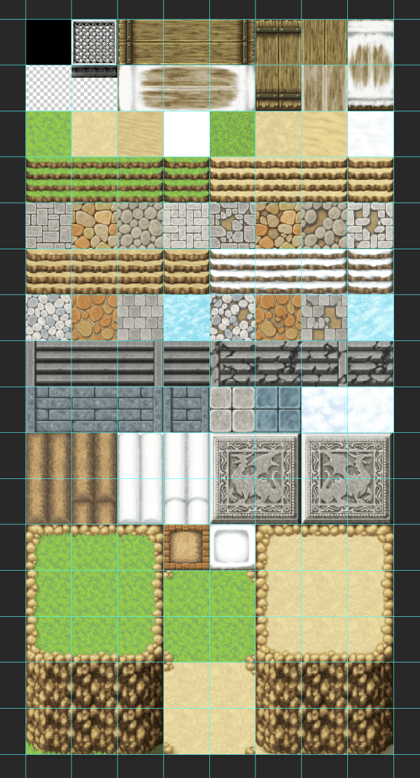 Mv Outside Rpg Maker Tilesets - Year of Clean Water