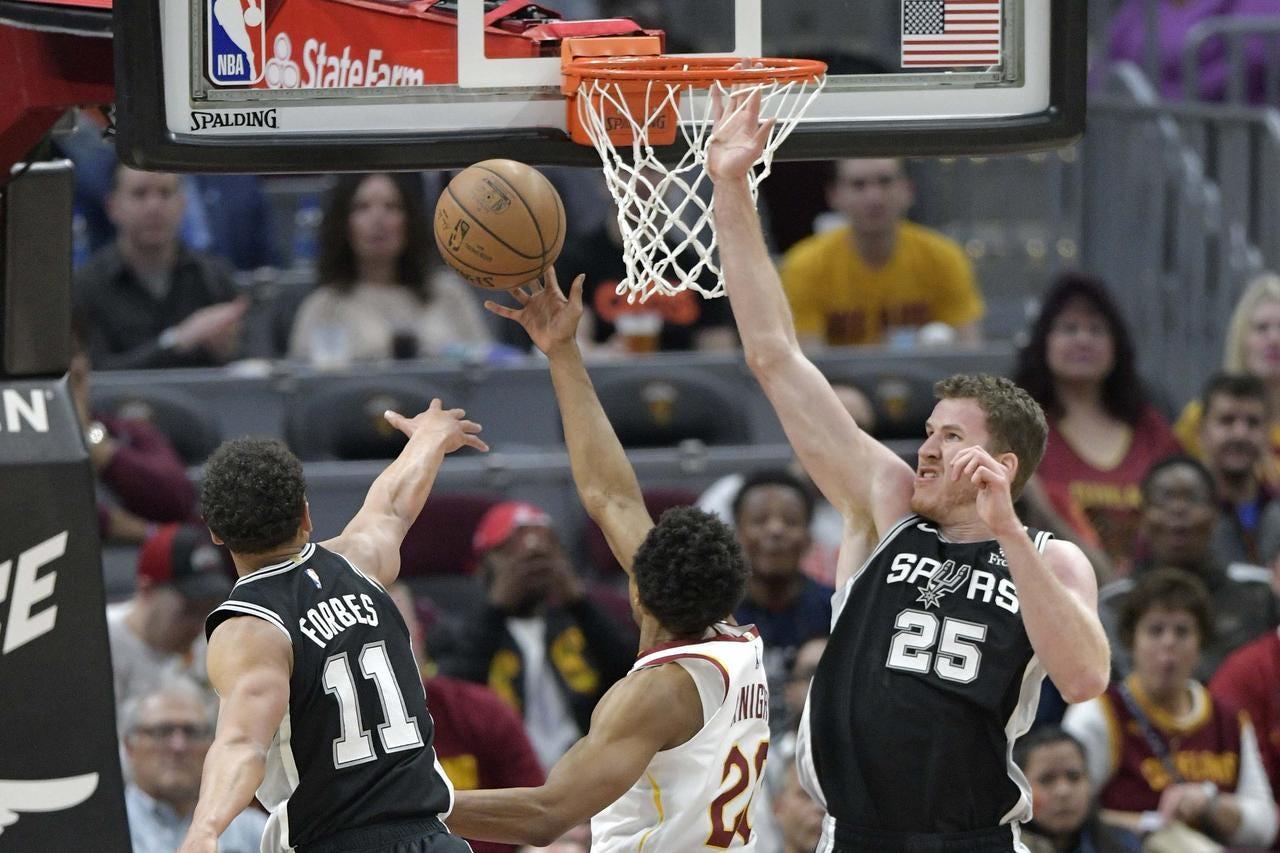 在換血與拼前八之間:2019–20球季馬刺開季前瞻 - NBA - 籃球   運動視界 Sports Vision